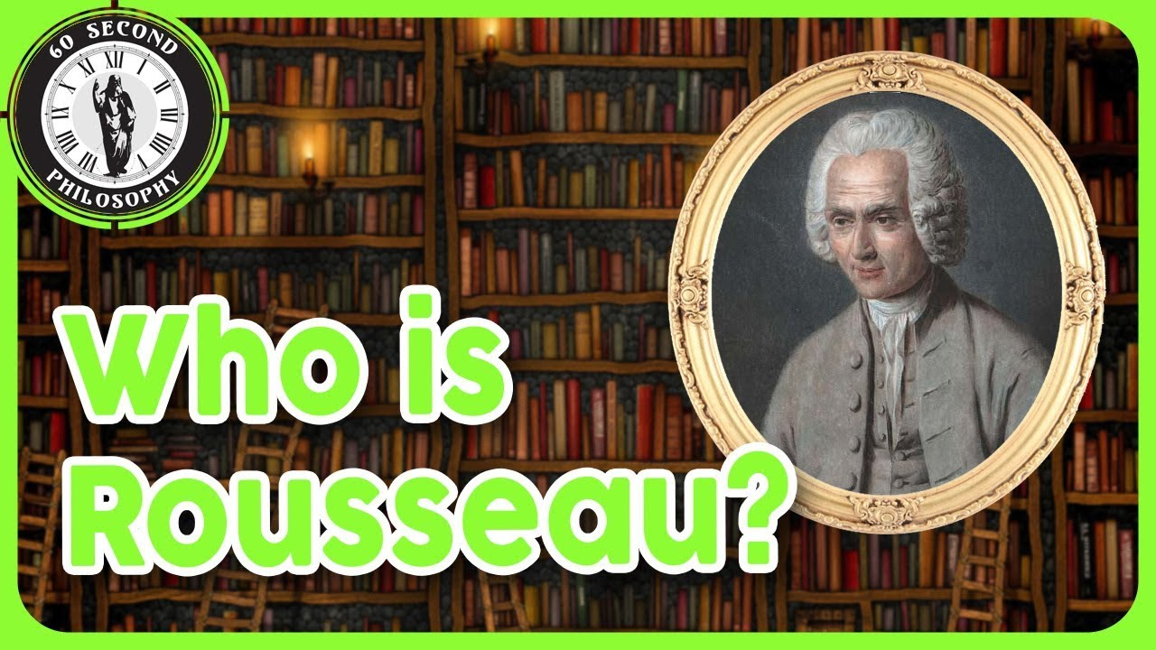 an introduction to the life of jean jacques rousseau