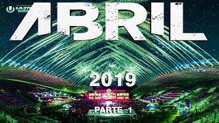 Lo Mejor de la Música Electrónica, ABRIL 2019 (Con nombres) Parte 1