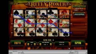 Reely Πόκερ, Κουλοχέρηδες Παιχνίδι
