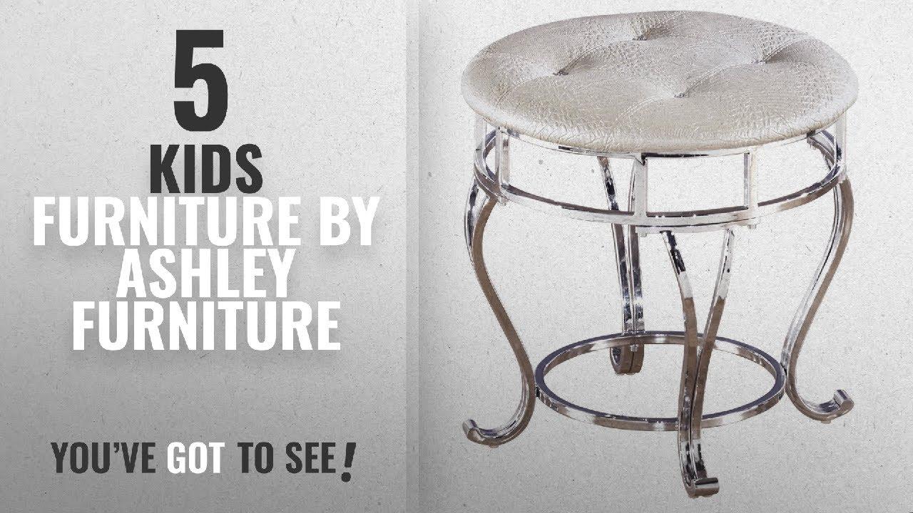 Top 10 Ashley Furniture Kids Furniture [2018]: Ashley Furniture Signature  Design   Zarollina Vanity