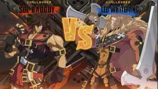 Next Level Battle Circuit 145 - GGXRD - blazeu25 (Sol) vs OG Shine (Leo)