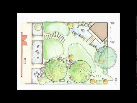 How To Design A Japanese Garden Part 2 Youtube