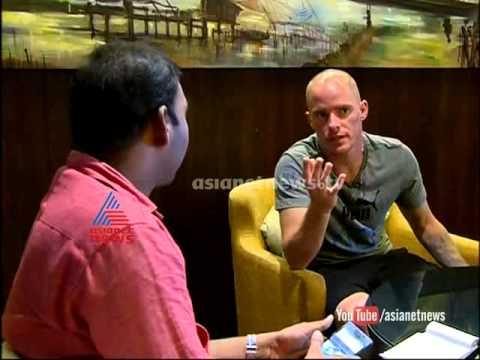 Kerala blasters star striker Iain Hume response on  Asianet News : Sports News