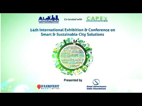 14th Municipalika International exhibition & conference on smart & sustainable city solutions