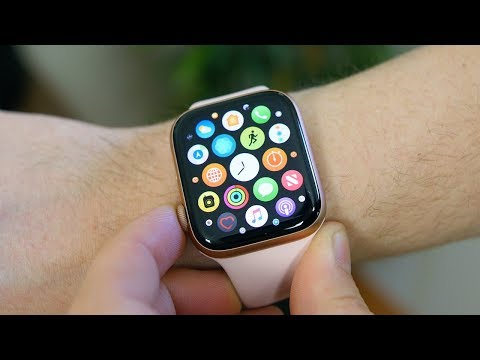 san francisco c228a 5f031 Apple Watch Series 4 Unboxing and First Impressions - YouTube