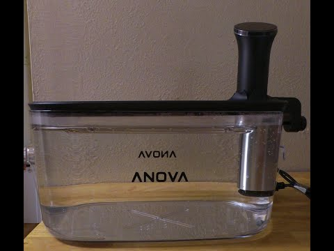 Anova Precision Cooker Container Review