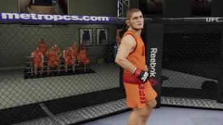 EA SPORTS UFC 2 Прохождение Карьеры Хабиб Нурмагомедов часть 1