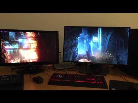 Virtualized Gaming with unRAID OS - Demonstration