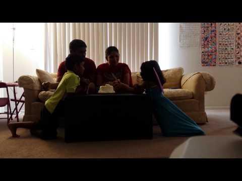 Jhansi's Birthday - 2014