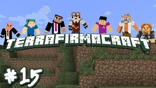 Terrafirmacraft Co-Op - S1E15 (Jackpot of Meat)