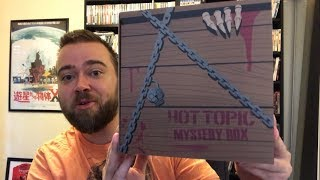 Hot Topic Horror Mystery Box Unboxing! Chase?! Leatherface Pretty Woman Funko Pop