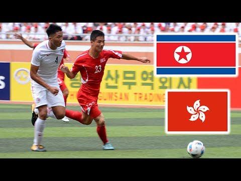 DPR Korea (PRK) vs. Hong Kong (HKG) | AFC U-23 Championship Qualifiers Group G