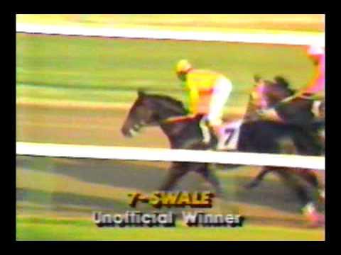1984 Florida Derby - Swale