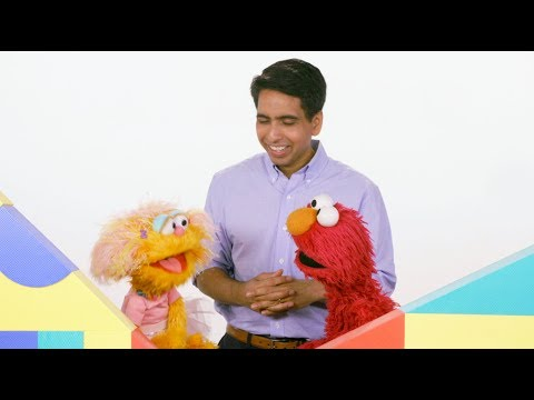 The power of 'yet' with Zoe and Elmo from Sesame Street