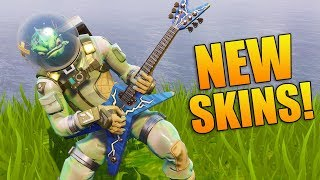 NEW FORTNITE UPDATE // NEW LEVIATHAN SKIN GAMEPLAY // 1300 MD Gagne // Fortnite Battle Royale Gameplay