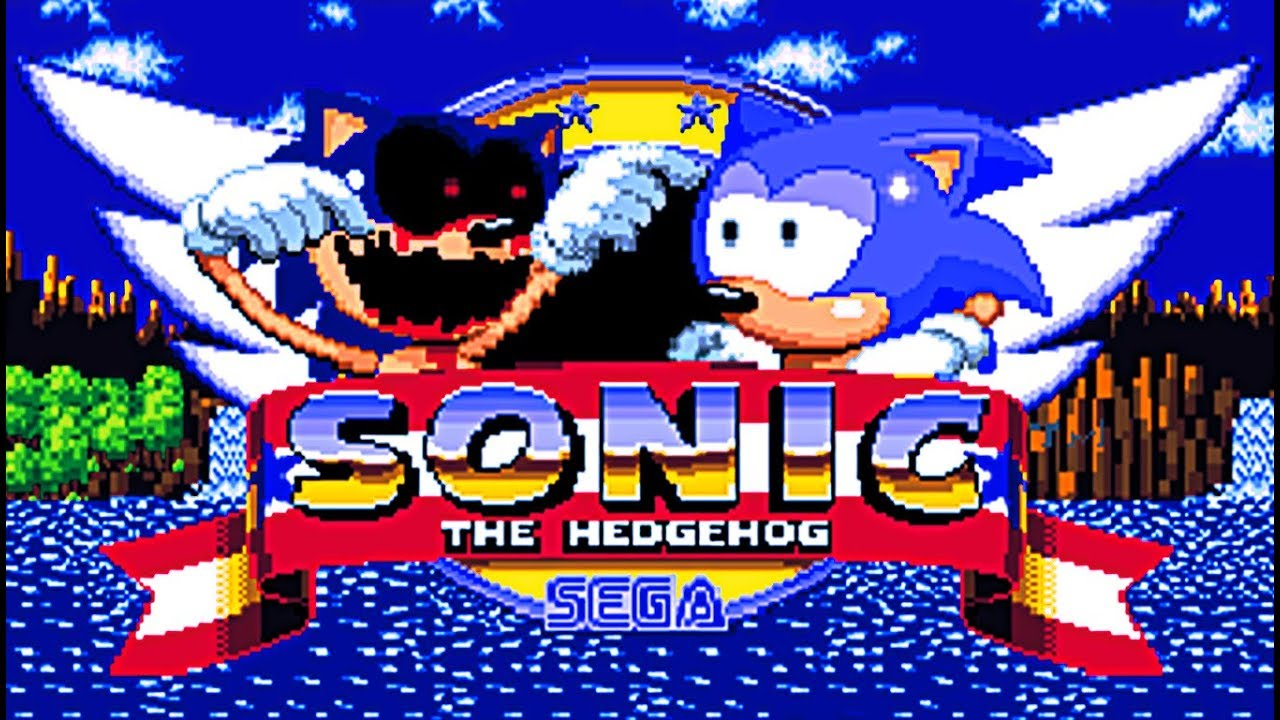IT TIME FOR SONIC TO TRY AND STOP SONIC.EXE!! Sonic.EXE: The Arrival