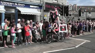 Dalbeattie Civic Daze Parade, Dumfries & Galloway 2012