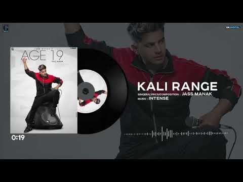 Kali RanGe: Jass Manak And Intense Music New Song Self Made Music