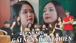 Quỳnh Sói - Gái Ngành Đại Chiến - Phim Ngắn Hành Động Tình Cảm - HuhiMedia