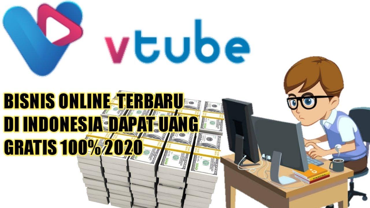 Aplikasi V TUBE Bisnis online terbaru di indonesia ...