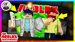 Si RICK Y MORTY estaban en ROBLOX (Rick y PJ (Rick y Morty Parody)