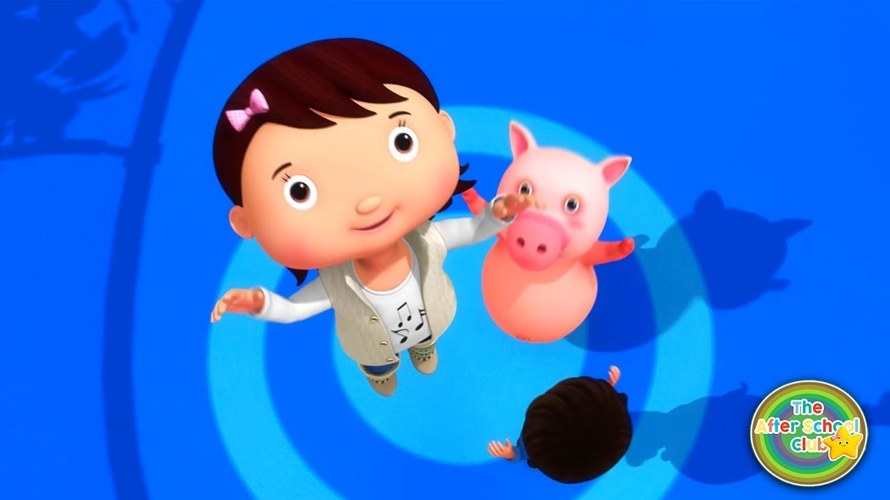 Trampoline Song! | Fun Songs For Kids | Little Baby Bum | ABCs and 123s