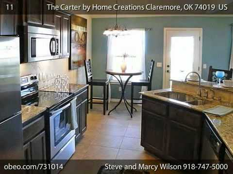 the carter by home creations claremore ok 74019 youtube