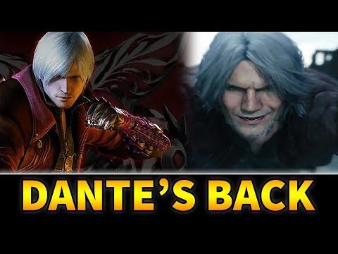 Devil May Cry 5 Dante Trailer Analysis   E3 2018 Trailer Breakdown