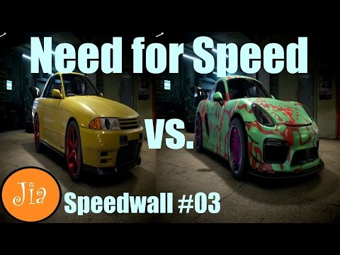 Porsche Cayman vs. Nissan Skyline R32 | Need for Speed #48 [Deutsch]