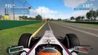 F1 2014 PC - Preview Gameplay