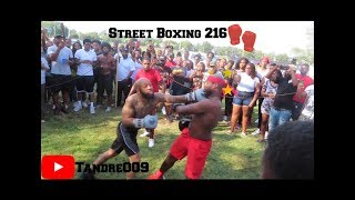 Street Boxing 216 (Cleveland)