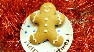 Gingerbread Men - Gluten free, soft and delicious!