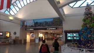 Airplane Trip from El Paso, TX to Lubbock, TX on Southwest Airlines December 2014