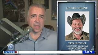 The Joe Pags Show | Ted Nugent - Not going to run at this time, but could..