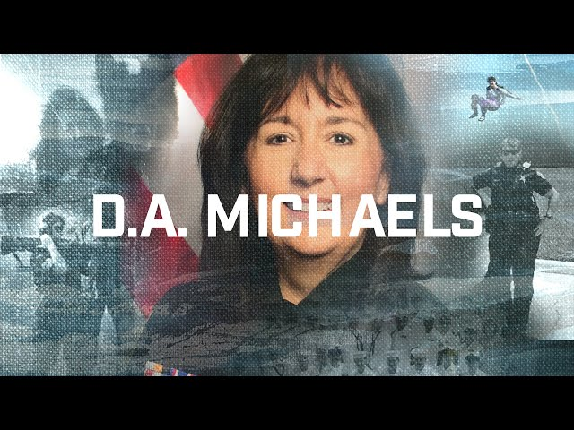 D.A. Michaels: Navy Veteran, Retired Law Enforcement Officer, Author of Courageously Broken