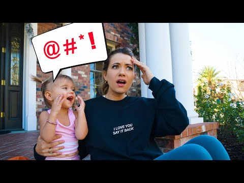 Halston says THE F WORD now! *this is bad*