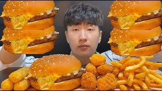 롯데리아 신메뉴 치즈 No.5 & 치즈파티 Lo…