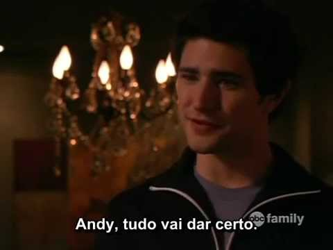 Kyle XY: Kyle heals Andy cancer