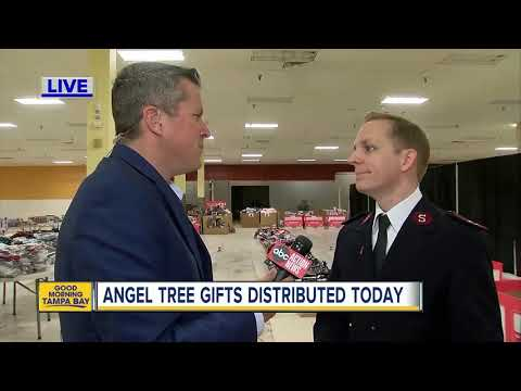 ABC Action News Viewers Helps Thousands Of Angel Tree Kids