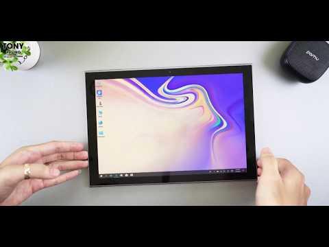 Samsung Galaxy Book 2 - Tablet chạy Windows và chip Snapdragon 850