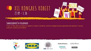 XII Kongres Kobiet - Samorządność w regionach.