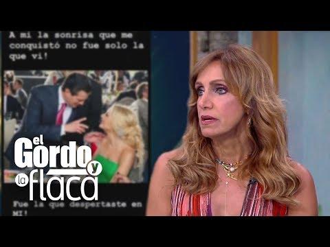 """Lili Estefan Llama """"descarada"""" A Tania Ruiz Tras Confesar Qué La Enamoró De Enrique Peña Nieto   GYF"""