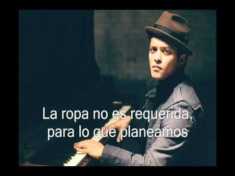Bruno Mars - Our First Time AlBum Version HQ (sub. español)
