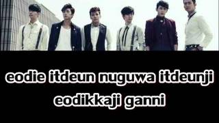 2PM - 이 노래를 듣고 돌아와 Comeback When You Hear This Song Lyrics