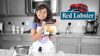 Red Lobster Cheddar Bay Biscuit Mix Review - Box Vs. Restaurant