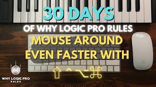 Unlock Logic Pro & Mouse A…