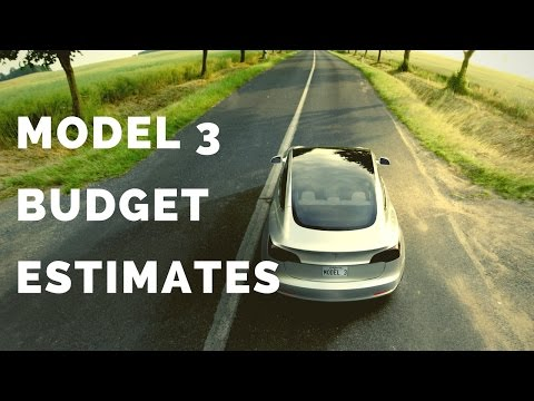 Average Tesla Model 3 Price Will Be Around $50K - How Much Are You Willing to Pay?