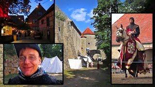 Mittelalterfest 2018 auf Burg Neuhaus – Spectaculum et Gaudi…