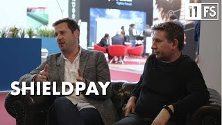 FinTech Insider on Tour @ Money20/20 Europe 2018: Tom Clementson and Jerome Gudgeon, Shieldpay