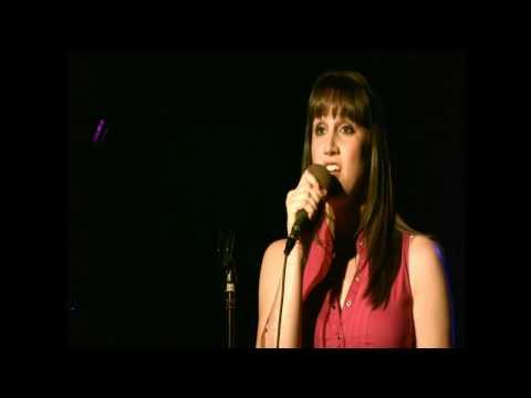 Natalie Weiss sings